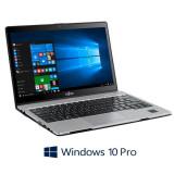 Laptop Refurbished Fujitsu LIFEBOOK S936, i5-6200U, SSD 512GB, Win 10 Pro