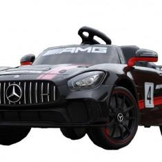 Masinuta electrica Mercedes GT R 2x25W STANDARD Negru
