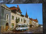 Carte postala Gheorghieni, 1965, noua, necirculata