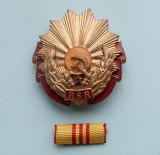 ORDINUL  MUNCII  clasa a III-a  R.S.R.
