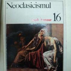 NEOCLASICISMUL- HUGH HONOUR -BUC. 1976