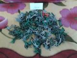 130 soldatei figurine din plastic calareti indieni cowboy soldati