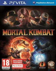 Mortal Kombat PS Vita foto