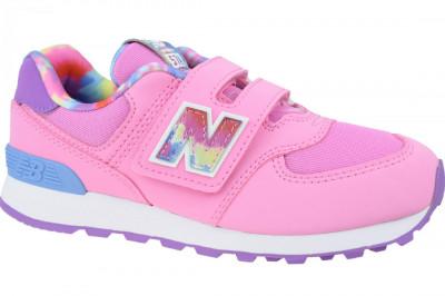Incaltaminte sneakers New Balance YV574TDP pentru Copii foto
