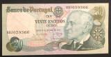 Portugalia 20 escudos 1978 Gago Coutinho bbj