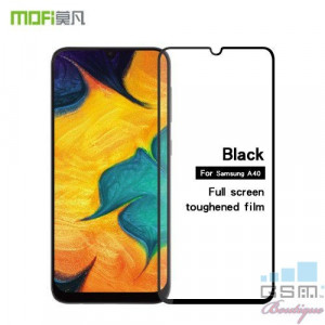 Folie Sticla Samsung Galaxy A40 Protectie Ecran Acoperire Completa