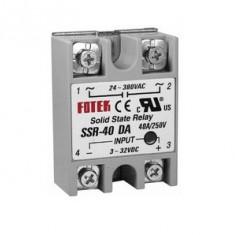 Releu Solid State, 40A, 24-380VAC SSR-40 DA, Fotek - 128505