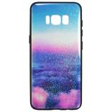 Cumpara ieftin Husa spate sticla Samsung Galaxy S8 Abstract