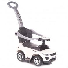 Masinuta de copii 3 in 1 Baby Mix Sport Car HZ614W alb