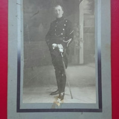 Foto militar Barlad 20x13 cm