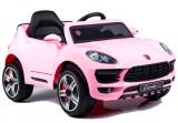 Masinuta electrica Coronet S, roz