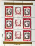 Cumpara ieftin BULGARIA   1979  Centenar  Sir R.  HILL-Creat -BLACK PENNY -COALA Supratip  MNH