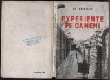 Dr. Luigi Luigi - Experiente pe oameni [in lagarele naziste]