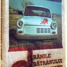 RANILE BATRANULUI CONTINENT de PETER NADAS , 2010
