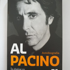 AL PACINO, AUTOBIOGRAFIA - In dialog cu Lawrence Grobel