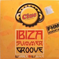 DJ Vasile & DJ Mike – Ibiza Summer Groove (1 CD)