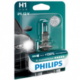 Bec Philips H1 12V 55W Xtremevision +130% 12258XV+B1
