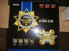 Kit Placa de baza + Procesor AMD A8 7600 Socket FM2+ foto