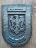 Cumpara ieftin Serviciul meritul militar Placheta veche Germania