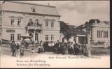 Bucovina Campulung Palatul Comunal Pompierii Voluntari Sinagoga CPI Necirculata
