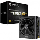 Sursa modulara EVGA SuperNOVA 750 G+ 750W 80 PLUS Gold