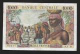 Equatorial African States 1000 francs 1963- P 5a