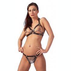 Leder-Bikini Zado