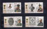 ROMANIA 2017 - GLORIE EROILOR DIN WW1 -  VINIETA - LP 2174
