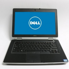 Laptop DELL Latitude E6430, Intel Core i7 Gen 3 3520M 2.9 Ghz, 4 GB DDR3, 500 GB HDD SATA, DVDRW, WI-FI, WebCam, Baterie NOUA, Display 14inch 1366 b