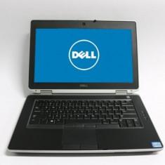 Laptop DELL Latitude E6430, Intel Core i7 Gen 3 3520M 2.9 Ghz, 4 GB DDR3, 500 GB HDD SATA, DVDRW, WI-FI, WebCam, Baterie NOUA, Display 14inch 1366 by