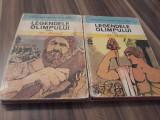 LEGENDELE OLIMPULUI-AL.MITRU VOL 1+2 BIBLIOTECA PENTRU TOTI COPII