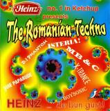 CD The Romanian Techno, original