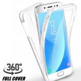 Cumpara ieftin Husa protectie 360° fata + spate pt Samsung Galaxy J3 2017 , J5 2017 , J7 2017