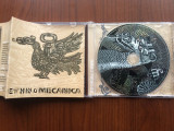zdob si zdub ethnomecanica album cd disc muzica rock folk cat music records 2006