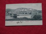Orșova - Podul de pe râul Cerna /necirculată