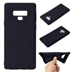 Husa Telefon Silicon Samsung Galaxy Note 9 n960 Matte Black