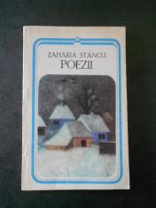 ZAHARIA STANCU - POEZII foto