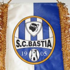 Fanion fotbal - SC BASTIA (Franta)
