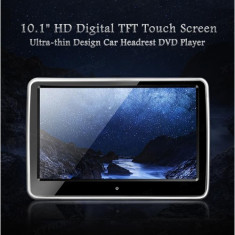 Tetiera monitor HD touchscreen cu VIDEO IN 106A ManiaCars
