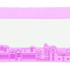 Balustrada de protectie pentru pat Asalvo Bed Rail 150 cm London Pink