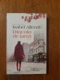 Dincolo de iarna - Isabel Allende, Humanitas
