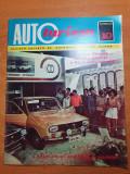 Revista autoturism octombrie 1972-art. si foto tara oasului,ghidul dacia 1300