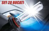 BAX 20 BUCATI - Bec instalatie xenon, Oem