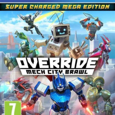 Override Mech City Brawl Super Mega Edition Ps4