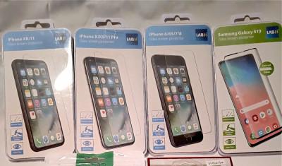 Protectie sticla HQ Iphone 6 7 8 11 X XR XS PRO , Galaxy S10 foto