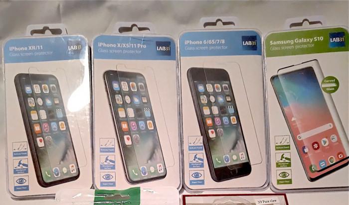 Protectie sticla HQ Iphone 6 7 8 11 X XR XS PRO , Galaxy S10