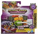 Transformers Cyberverse - Figurina 1-Step Changer Bludgen