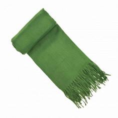 Fular elegant casmir verde Bruth