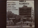 """Mirela florescu recital de xilofon disc single 7"""" vinyl muzica clasica CS 203, VINIL, electrecord"""