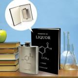 Plosca - Chemistry Book | Kikkerland